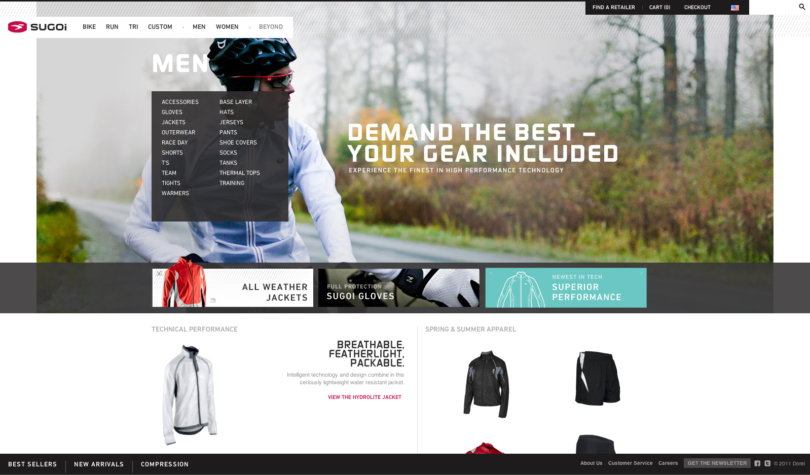 Sugoi - Online Retail Experience